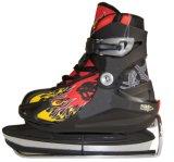 Kid réglable Sating Chaussures de Hockey sur glace (hockey sur glace 003) , les enfants de patins à glace