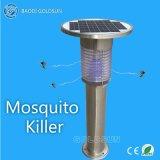 Lampade esterne del passaggio pedonale del prato inglese dell'iarda del giardino della lampada di energia solare LED dell'assassino della zanzara