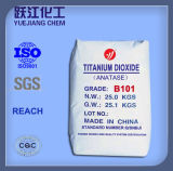 Anatase Titanium Dioxide with Low Price for Ceramic/Enamel/Soap/Welding Electrode
