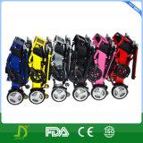 Cadeira de rodas elétrica portátil de dobramento para as pessoas idosas e os deficientes motores com FDA, CE