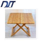 خارجيّ بسيطة مستطيلة عرضيّ يطوي خيزرانيّ [بورتبل] طاولة