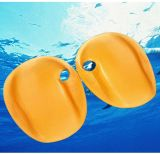 敏捷水泳のトレーニングのためのストラップレス手のかい