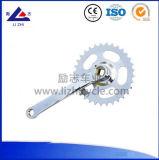 알루미늄 물자 자전거는 크랭크와 Chainwheel를 분해한다