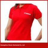숙녀 (P159)를 위한 OEM 현대 형식 가득 차있는 인쇄 t-셔츠