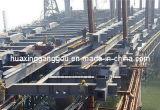 Staal Truss Bridge (HX121209, heeft 200, 000 ton uitgevoerd)
