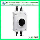 Solar-Isolierscheibe-Schalter Gleichstrom-1000V mit Verbinder Mc4