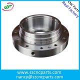 양극 처리된 알루미늄 부속을 기계로 가공하는 자동차 부속용품 CNC 선반을 도는 CNC