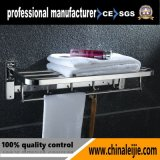 Luxe en acier inoxydable de haute qualité Serviette de bain Salle de bains accessoires de rack