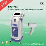 Macchina fredda di rimozione dei capelli di laser a semiconduttore di Y9d senza dolore