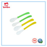 Long Spole TPR Baby Spoon