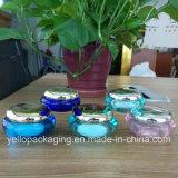 プライベートラベル20ml/50mlのアクリルのびんの装飾的な包装の装飾的なびん