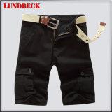 Shorts del carico per i pantaloni di svago del cotone di estate degli uomini
