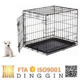 販売された丈夫な金網の犬小屋