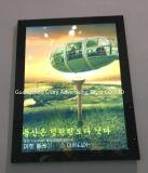 Frame van de Affiche van de Frames van het Vakje van het aluminium het Lichte Aan de muur bevestigde Onverwachte