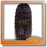 Indisches Remy Gray Half Lace Wigs für Black Women
