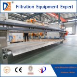 Filtre-presse de chambre de l'acier inoxydable (S.S. 304) pour l'extraction d'huile de pépins de paume