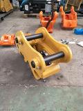 Collegamento dell'escavatore dell'accoppiatore rapido di Pin della doppia cassaforte