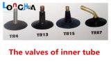 Câmara de ar interna de borracha natural da alta qualidade (400-8)