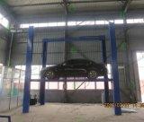 Plataforma de la elevación del coche de poste 4 con la capacidad de elevación 3000kg