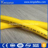 manguito de goma flexible de alta presión del compresor de aire 20bar