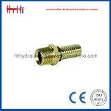 10511 Huataiのメートル男性24の程度の円錐形のシートの油圧ホースの付属品