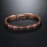Neues Armband2017 vorzügliches weibliches quadratisches Zircon-Armband