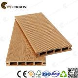 PVC composé de plancher de WPC extérieur
