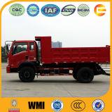 Sinotruk 15ton 4X2 가벼운 팁 주는 사람 트럭 작은 덤프 트럭