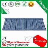 Panneau solaire de toiture en métal de tuiles enduites de pierre de matériaux de construction de la Chine