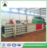 Machine automatique de presse à emballer de papier de rebut
