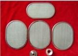 Maglia del disco del filtro dall'acciaio inossidabile