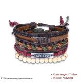 Insiemi Handmade del braccialetto dell'annata punk occidentale di stile dei braccialetti