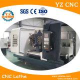 Grande macchina del tornio di CNC di formato di Cjk6180b & macchina resistente del tornio di CNC
