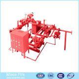 Pomp de van uitstekende kwaliteit van de Brand van de Dieselmotor voor het Systeem van de Pomp van het Schuim