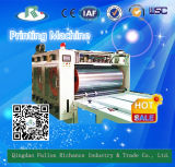 Impresora de Flexo de 1 serie para la fabricación de cajas del cartón