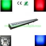 Piscina 24HP 3W Arruela de parede LED RGB DMX