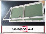 Panneau d'acce2s décoratif de mur avec le profil en aluminium AP7710