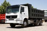 De kippersvrachtwagen van SINOTRUCK HOWO 6x4 371hp met capaciteit 20CBM