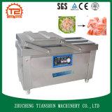 Machine à emballer électrique de vide de matériau d'emballage en plastique pour les crevettes fraîches écossées