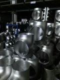 T uguale dell'accessorio per tubi dell'acciaio inossidabile dell'ANSI B16.9 3 ''