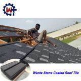 Pedra chineses telha de alumínio revestido