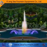 Для использования внутри помещений Ecomomic управление музыкой Танцующий фонтан воды