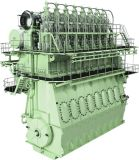 Singolo motore del generatore dei motori diesel del motore diesel del cilindro