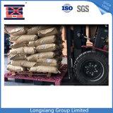 O uso de empilhamento de depósito de duas faces com opção de junção de paletes de plástico para sacos de farinha de trigo