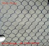 engranzamento de Gabion do baixo preço da alta qualidade de 80X100 milímetro/gaiolas de pedra sextavadas