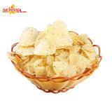 De automatische Chips van de Chips van Snacks puften de Droge Verpakkende Machine van het Voedsel