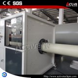 Elektrische Rohr-Extruder-Maschine des Belüftung-Rohr-Strangpresßling-Line/PVC