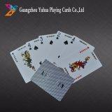 cartões de jogo plásticos dos cartões do casino da espessura 100% de 0.3mm