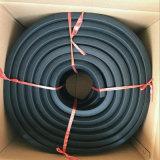 De zwarte Strook van de Verbinding van de Deur van het Kabinet van de Spons van het Schuim EPDM Elektro Rubber