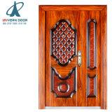 Heißer Verkaufs-Mutter-Sohn verwendete bearbeitete Außeneisen-Türen